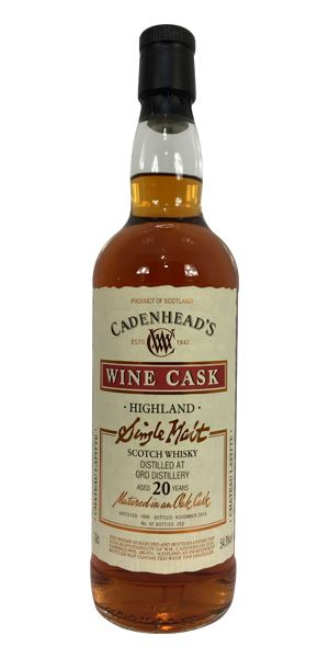 Ord 20 Years Old (Lafitte Cask, Cadenhead)
