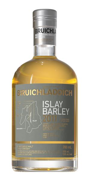 Bruichladdich Islay Barley 7 Years Old, Distilled 2011