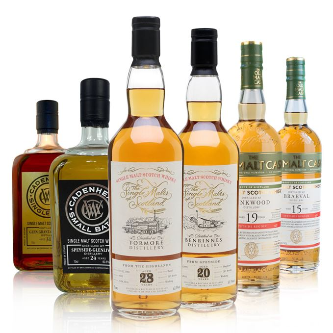 New whisky tasting notes Batch 93