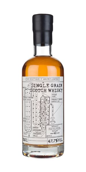 Invergordon 42 Years Old (That Boutique-y Whisky Company)
