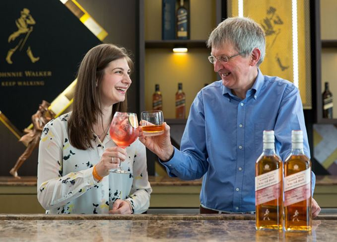Johnnie Walker Blenders' Batch Aimee Gibson Jim Beveridge