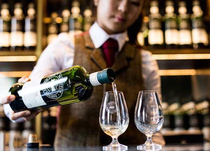 SMWS whisky illegal in BC bars
