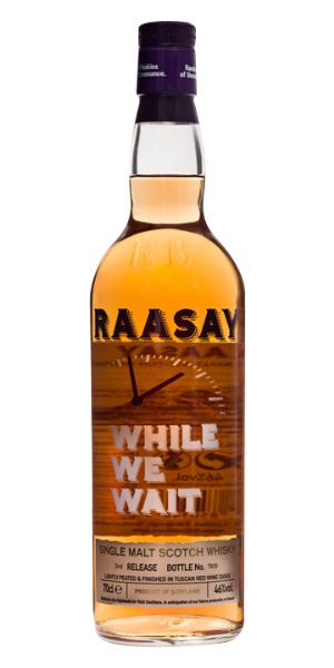 Raasay While We Wait, 3rd Release