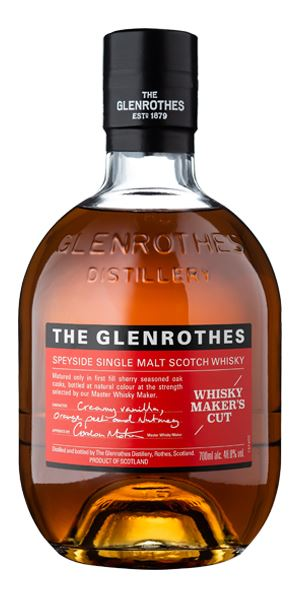 Glenrothes Whisky Maker's Cut, Soleo Collection