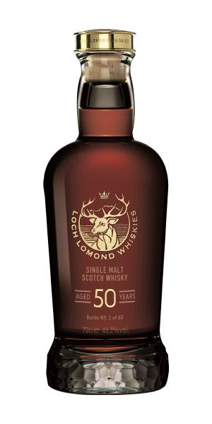 Loch Lomond 50 Years Old
