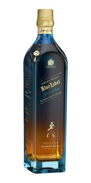 Johnnie Walker Blue Label Ghost & Rare, Glenury Royal Edition