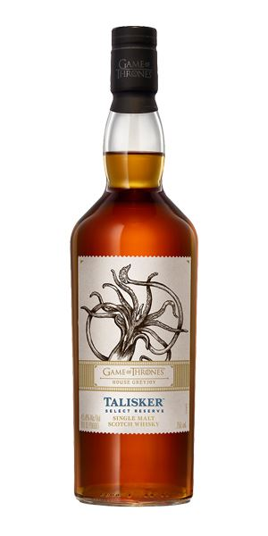 Talisker Select Reserve, Game of Thrones House Greyjoy