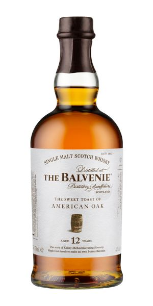Balvenie 12 Years Old, The Sweet Toast of American Oak