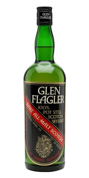 Glen Flagler 100% Pot Still (NAS)
