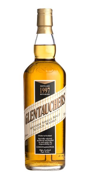 Glentauchers 1997, Distillery Labels (Gordon & MacPhail)