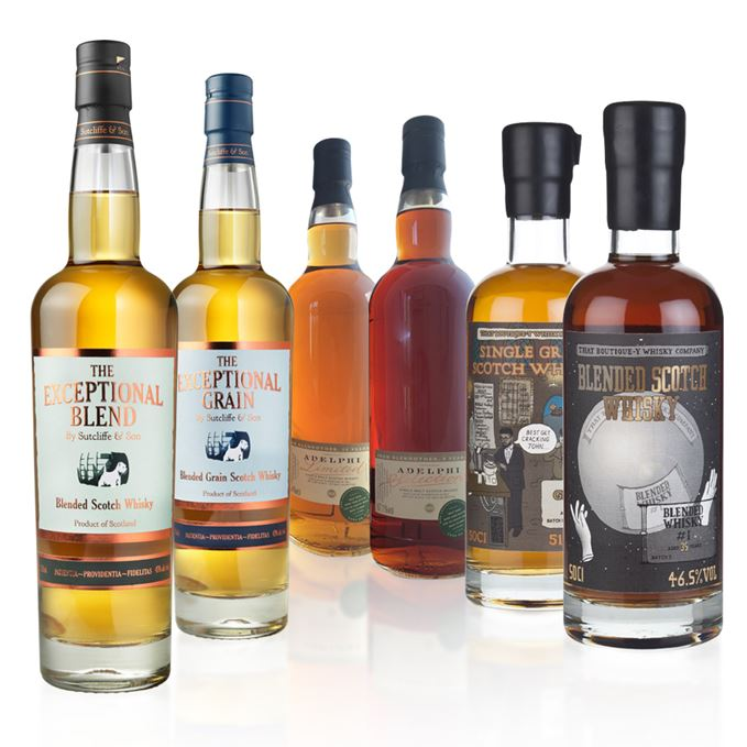 Batch 47 includes whisky from Adelphi, That Boutique-y Whisky Company, and The Exceptional Malt