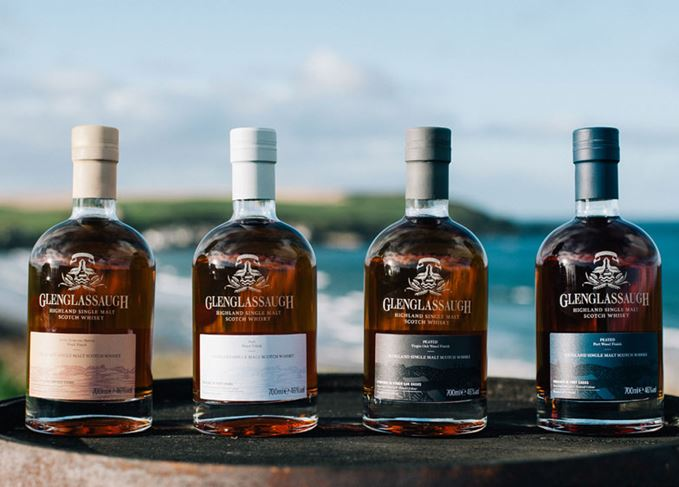 Glenglassaugh Wood Finish range