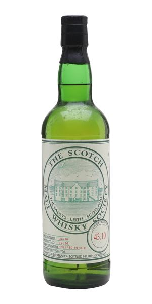 Port Ellen 1978 (bottled 1996), 43.10 (SMWS)