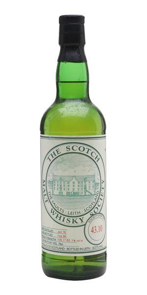Port Ellen 1978 (bottled 1996), 43.10 (SMWS)