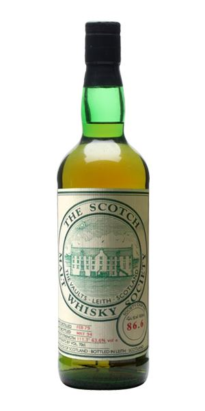 Glen Esk 1979, 86.6, Bottled 1994 (SMWS)