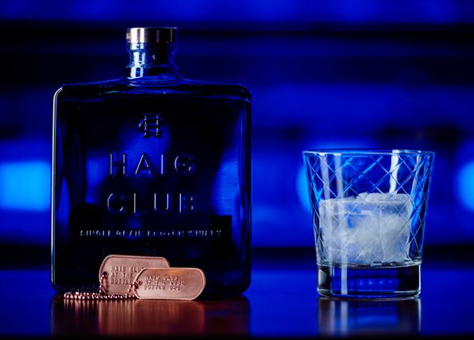 Haig Club Bar whisky