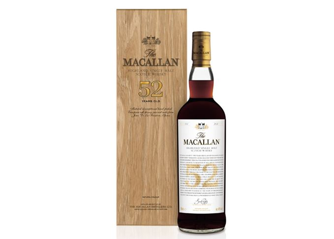 The Macallan 52 Year Old 1965