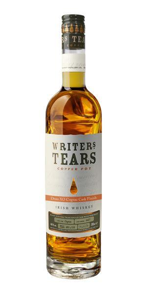 Writers' Tears Copper Pot, Deau XO Cognac Finish