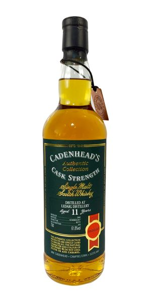 Ledaig 11 Years Old (Cadenhead)