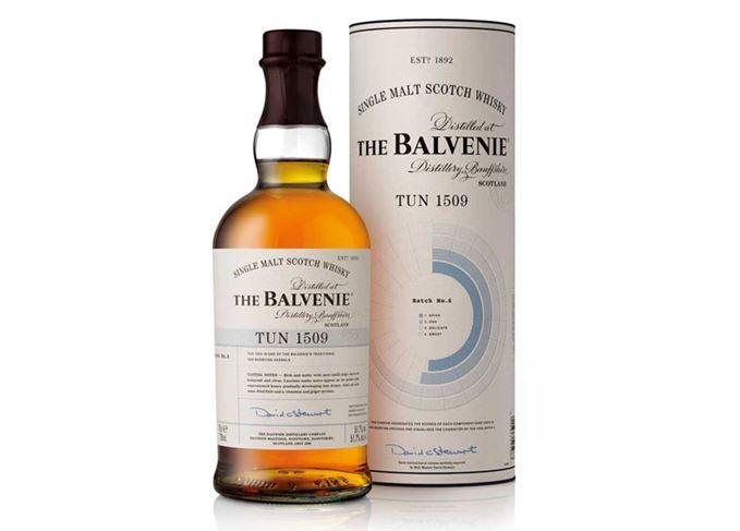 Balvenie Tun 1509 Batch 4 wrong whisky