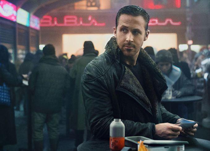 Blade Runner's Ryan Gosling