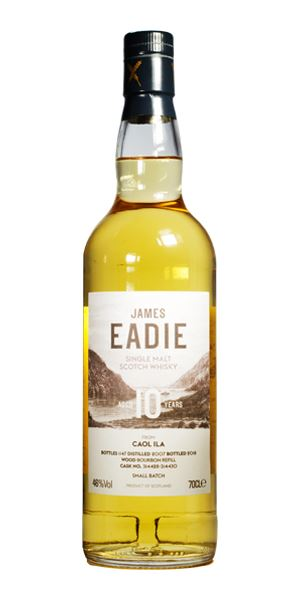 Caol Ila 10 Years Old (James Eadie)
