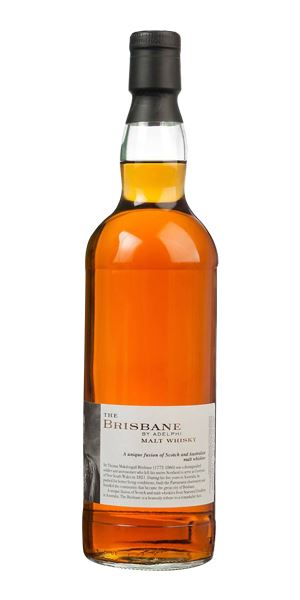The Brisbane 5 Years Old (Fusion Whisky)