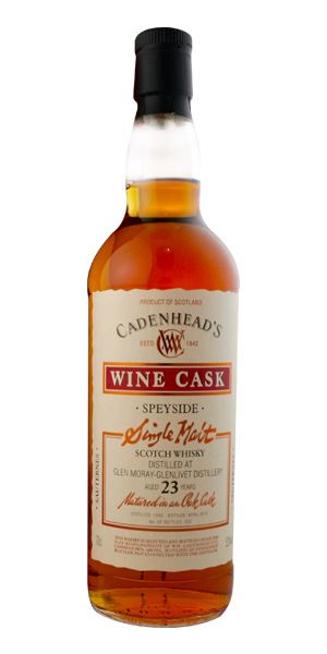 Glen Moray 23 Years Old (Cadenhead)