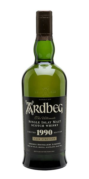 Ardbeg 1990 (bottled 2004)