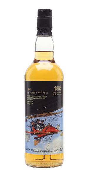 Glen Moray 28 Years Old, 1990 (The Whisky Agency)