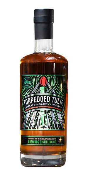 Torpedoed Tulip, Millstone Rye, Boilermaker Series (Zuidam for Brewdog)