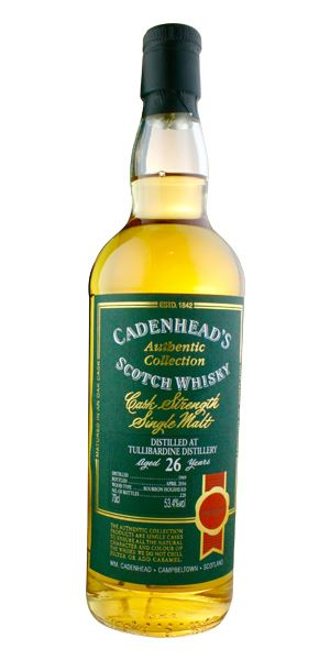 Tullibardine 26 Years Old (Cadenhead)