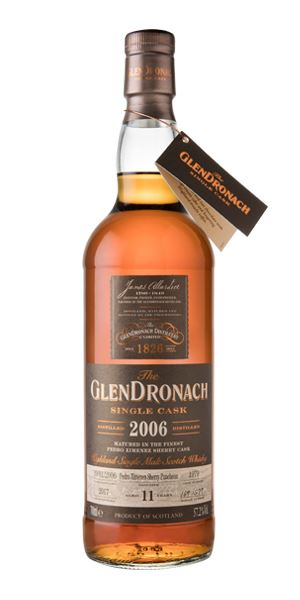 GlenDronach 11 Years Old, 2006, Cask #1979
