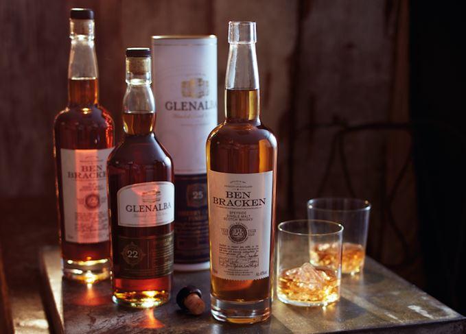 Lidl whisky range