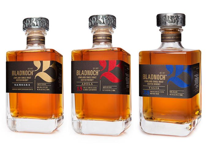 Bladnoch new single malt whisky