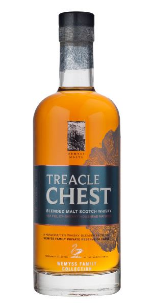 Treacle Chest, Family Collection (Wemyss Malts)