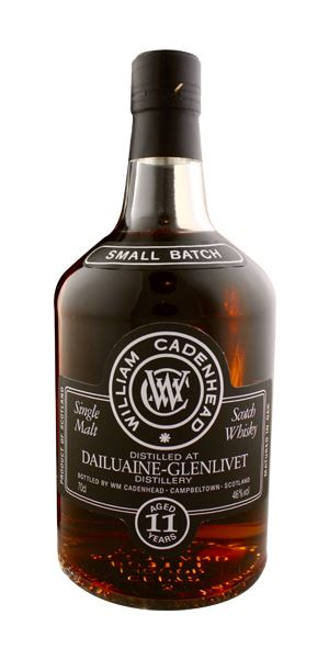 Dailuaine-Glenlivet 11 Years Old (Cadenhead)