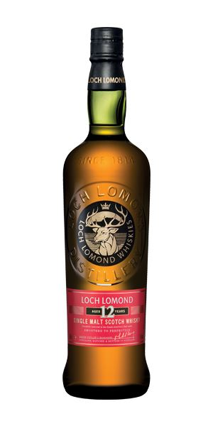 Loch Lomond 12 Years Old