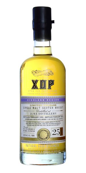 Jura 25 Years Old (Douglas Laing, XOP)