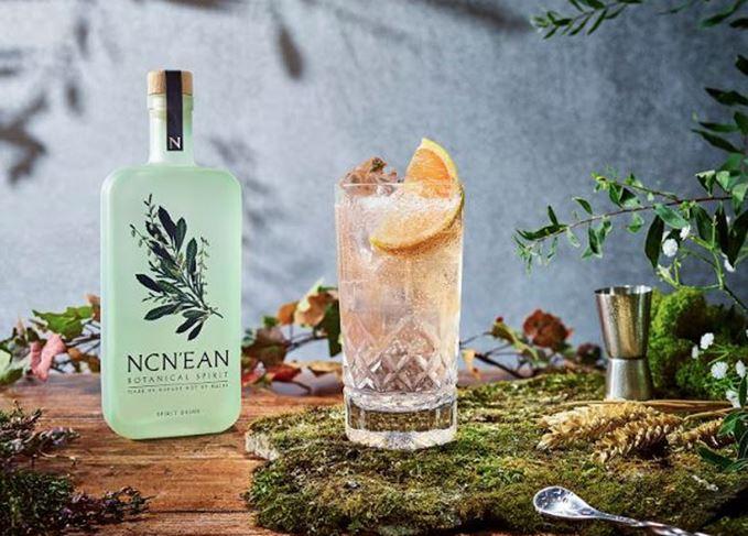 Ncn'ean Botanical Spirit