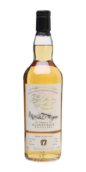 Glenburgie 17 Years Old (Single Malts of Scotland)