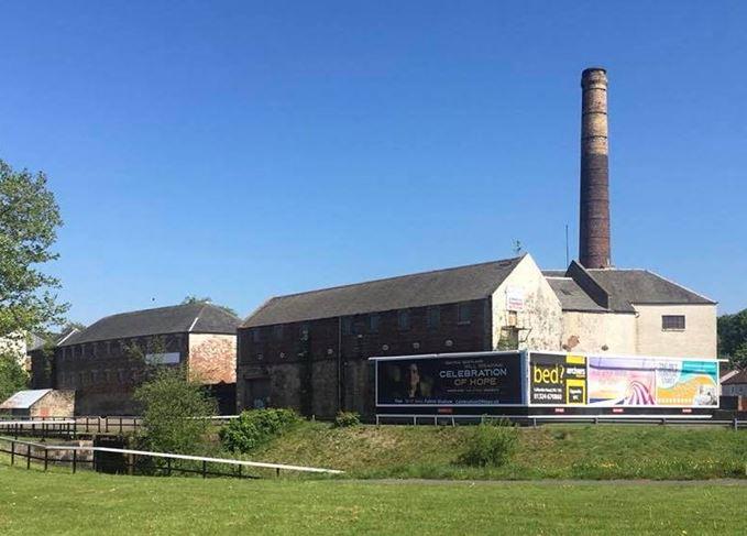 Rosebank Distillery today