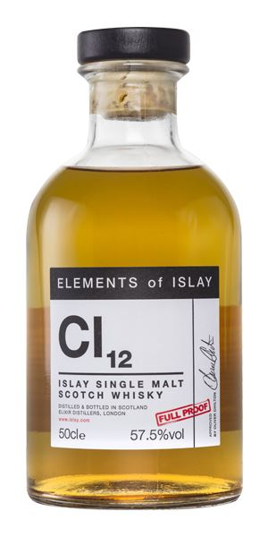 Cl12, Elements of Islay (Elixir Distillers)