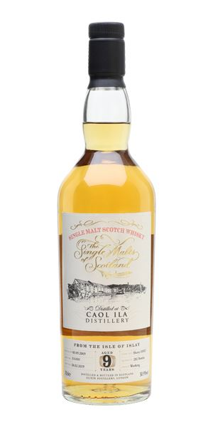 Caol Ila 9 Years Old (Single Malts of Scotland)