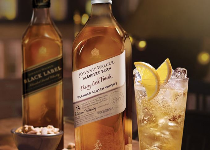 Johnnie Walker Blenders Batch Sherry Cask Finish