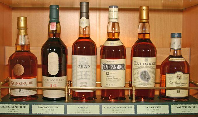 Classic Malts line-up