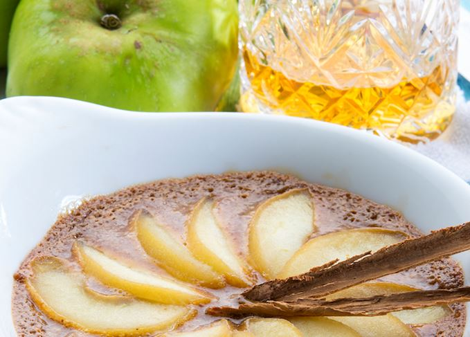 Apples autumn recipes