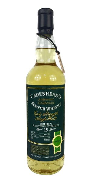 Glen Spey 15 Years Old (Cadenhead)