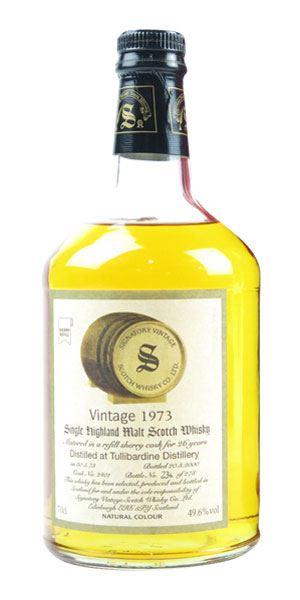 Tullibardine 26 Years Old, Cask #2401, Bottled 2000 (Signatory)