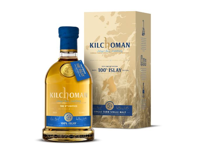 Kilchoman's 100% Islay 9th Edition
